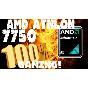Amd Athlon X2 7750 / Phenom Fx 7750 X4 Black Edition Am2+