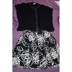 c00cf6732 Polleras Altas Con Camisas - Ropa y Accesorios Negro en Mercado ...