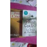 Libro De Paulo Coelho La Bruja De Portobello Y El Alquimista