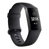 Fitbit Charge 3 Black - Pulseiras P / G Incluída