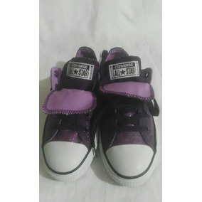 Converse All Stars Jovencitas Elderberry Purple & Pink