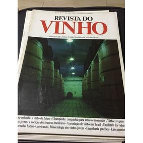 13 Exemplares Revista Do Vinho