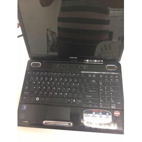 Notebook Toshiba Satellite 505d - Retirada De Peças