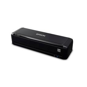 Escáner Inalámbrico Dúplex Portatil Epson Workforce Es300w