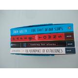 Coleção John Green Box Set - 4 Livros (idioma Inglês)