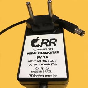 Fonte 9v Pedal Pedaleira Overdrive Guitarra Drive Blackstar