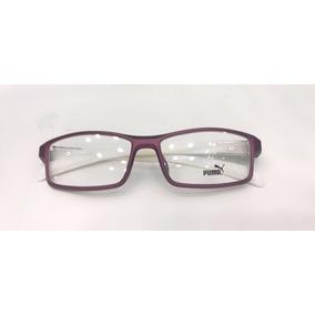 f02bc7faf Oculos Puma Para Grau - Óculos Vermelho no Mercado Livre Brasil