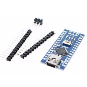 Arduino Nano V 3.0 Rev3 Atemega 328 5v 16mhz Pronta Entrega