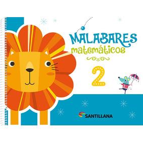 Malabares Matemáticos 2 - Santillana
