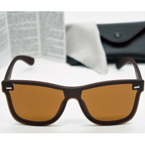 8fdad18bd1bce Óculos Sol Masculino Quadrado Estilo Justin Blazer Marrom Uv