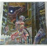 Lp Iron Maiden Somewhere In Time 180g Lacrado Pronta Entrega