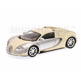 Miniatura Bugatti Veyron Edition Centenaire 1:18 Minichamps