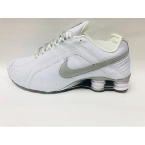cf4dd9ba8 Tenis Nike Shox Masculino Junior - Tênis Branco no Mercado Livre Brasil