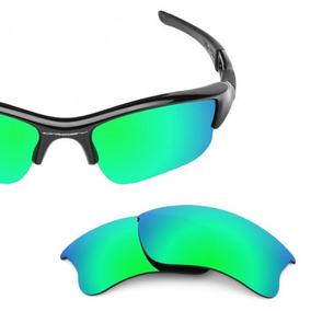 09216b3124baf Lente Para Oculos Oakley Flak Jacket Xlj G26 De Sol - Óculos no ...