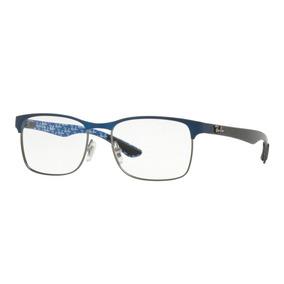 b474c27fed1ce Óculos De Grau Ray Ban 5246 2034 Tam.52 - Óculos no Mercado Livre Brasil
