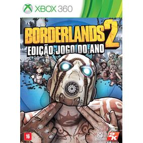Borderlands 2 (edição Jogo Do Ano) - Xbox 360