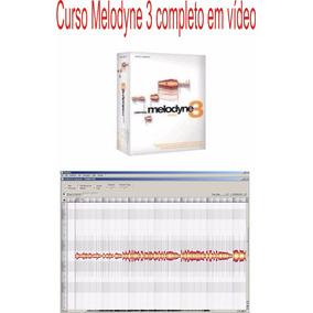 Curso Melodyne 3 Em Portugues Completo Em Vídeo