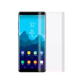 Pelicula Gel Galaxy Note 9 8 7 Bordas Samsung Curva Hidroge