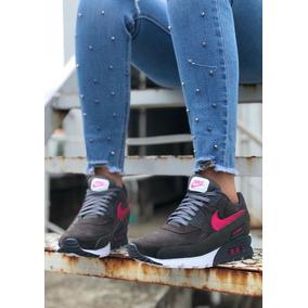 info for 536fd aa7da Zapatos  Tenis Zapatillas Nike Air Max 90 Para Mujer