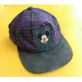 Gorra Vintage Mickey Mouse Disney Retro Hipster Grunge bab4e6c5e1c
