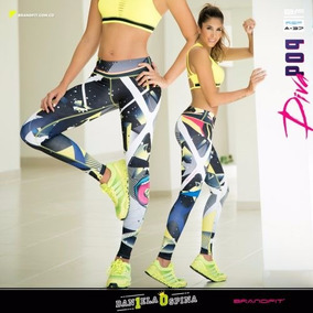 Leggings Ropa Deportiva, Gym, Licra, Mayas, Capri, Pants