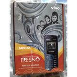 Nokia 5220 (caixa Original, Cd E Manuais)