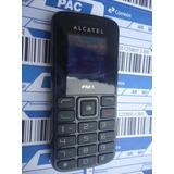 Celular Alcatel 1011d Tim Funcionado Sem Carregador 917