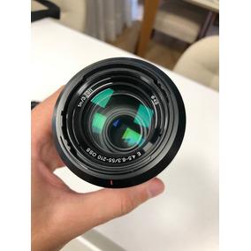 Lente Sony Sel 55-210mm F4.5-6.3 Oss E-mount / Sel55210