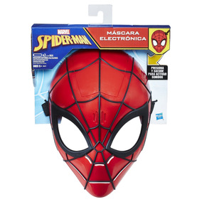 Mascara Electronica Spider-man