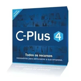 Software C-plus 4- Sistema De Gestão Comercial Integrado!!!!