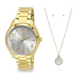 Relógio Condor Feminino Chevron Co2036ksv/k4c