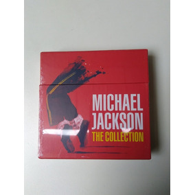 Box- Michael Jackson- The Collection - 05 Cds- Lacrado