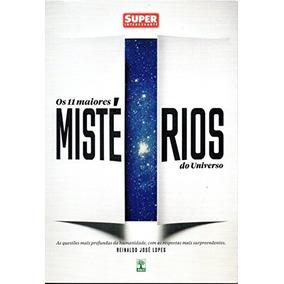 Revista Super Interessante Livro Os 11 Maiores Misterios