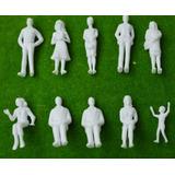 Figuras Personas A Escala Maqueta Arquitectura Escala 1:50