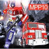 Transformers Mpp-10 Optimus Prime Oferta Por Pocos Dias