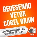 Redesenho Vetorização Vetor Logotipo Logo Imagens Desenhos