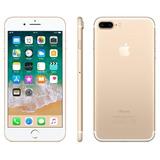 iPhone 7 Plus 32gb Novo Lacrado 1 Ano De Garantia Apple + Nf