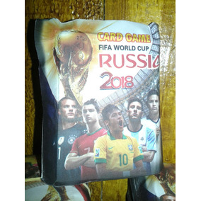 Lote Card Game Russia 2018