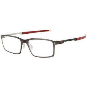 d98aabf3a73f8 Óculos De Grau Oakley Ox8097 0254 Steel Line - Original