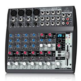 Mesa De Som Behringer Xenix 1202fx Oferta World Of Music
