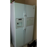 Refrigeradora Blanca 10/10 Marca Wertnghouse