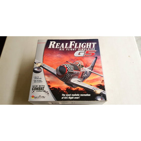 Simulador De Aeromodelos Real Flight G5