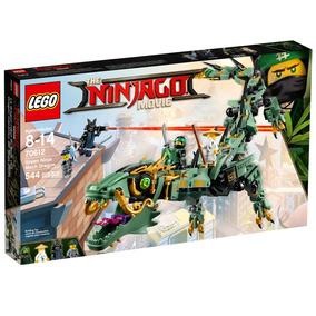 Lego Ninjago - Dragão Do Ninja Verde