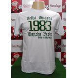 7f15c0243a Camisa Palmeiras Mancha Verde Velha Guarda 1983