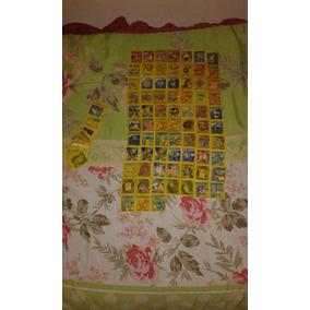 Figurinhas Amarelas Pokemon Nintendo 1999
