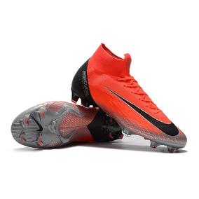 Chuteira Mercurial Vapor Superfly Infantil - Chuteiras Nike para ... 340554fe61671