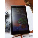 Tablet Lenovo - Tab A 7 20 F, Negro - Con Accesorios