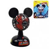 Ventilador Infantil Criança Seguro Simples Mickey Disney