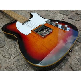 Fender Telecaster American Deluxe Sunburst Replica