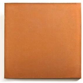 Ceramica Loimar Rojo Liso 35x35